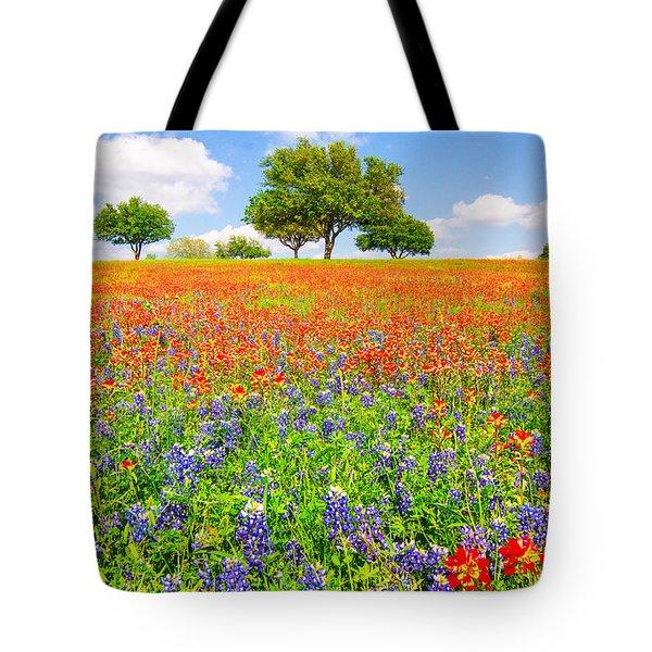 Dreaming Of Wildflowers Tote Bag