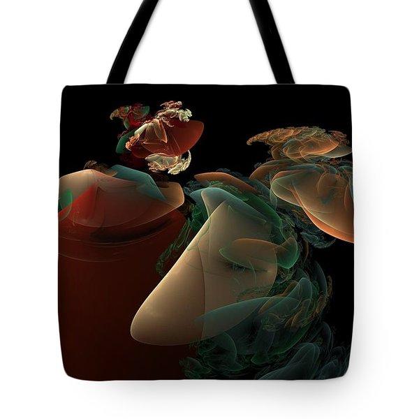 Dreaming Tote Bag by Peter R Nicholls