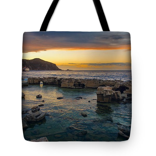 Dreaming Sunset Tote Bag