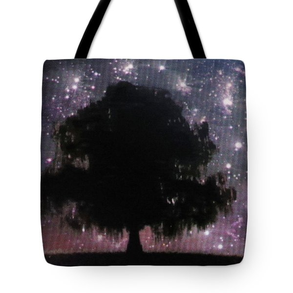 Dreaming Tree Tote Bag by Aaron Martens