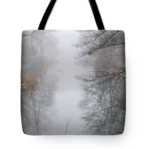 Dreamlike Tote Bag by Luke Moore