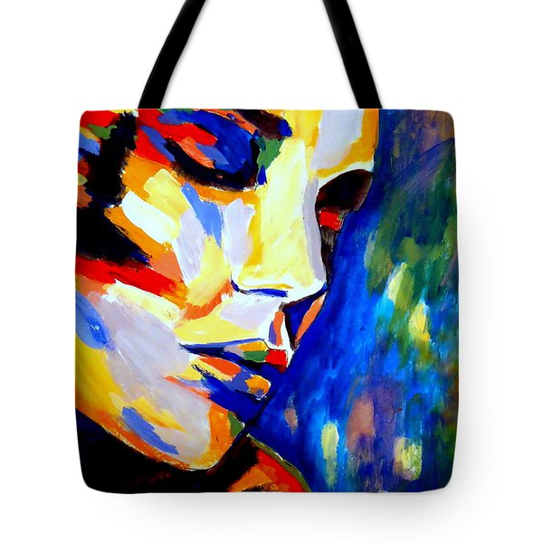 Dreams And Desires Tote Bag