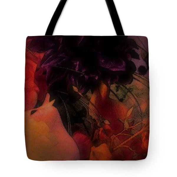 Tote Bag featuring the photograph Dreams Of Alphonse by Roxy Riou