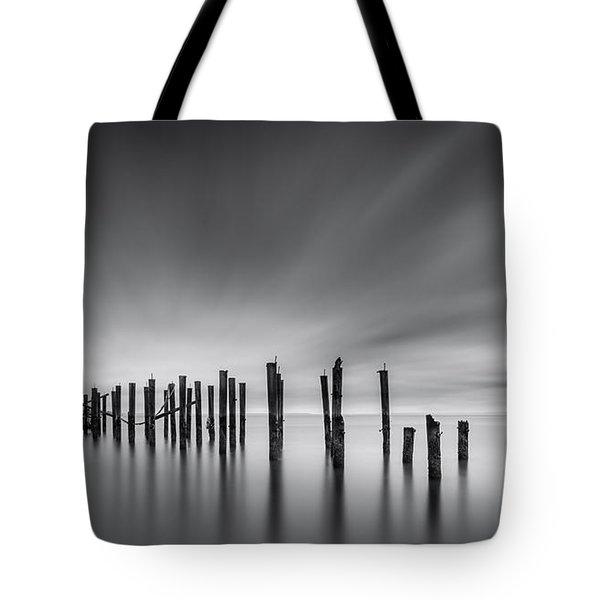 Dreams Of Desolation Tote Bag