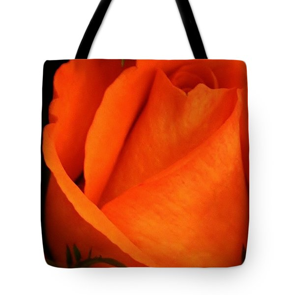Tote Bag featuring the photograph Dreams Of Orange by Bruce Bley