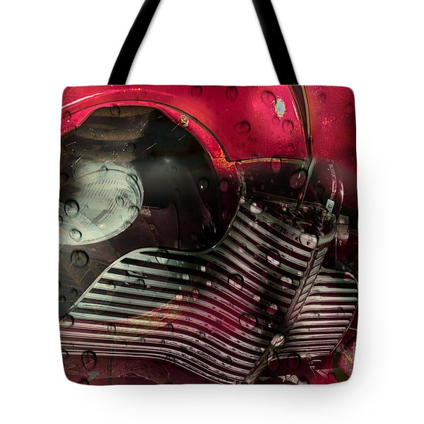 Dreams Of Past Glory Tote Bag