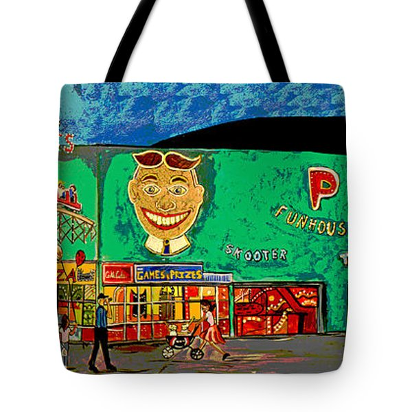 Dreams Of The Palace Tote Bag