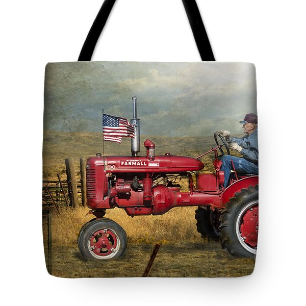Dreams Of Yesteryear Tote Bag