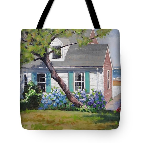 Dreamscape Two Tote Bag by Laura Lee Zanghetti