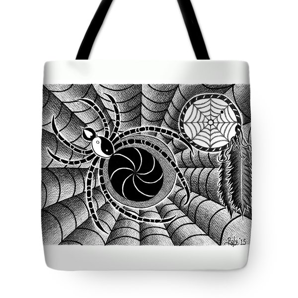 Dreamweaver Tote Bag