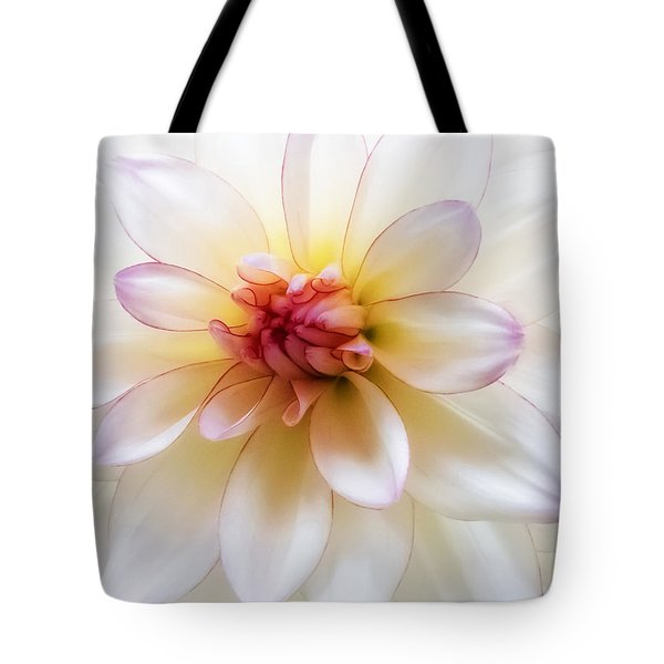 Dreamy Dahlia Tote Bag