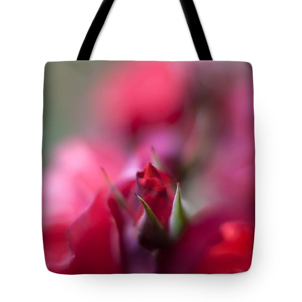 Dreamy Nest Tote Bag by Mike Reid