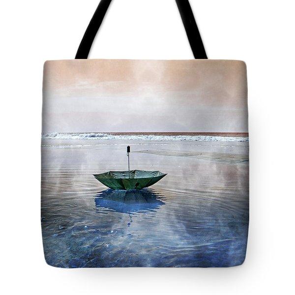 Drifter Tote Bag by Betsy Knapp