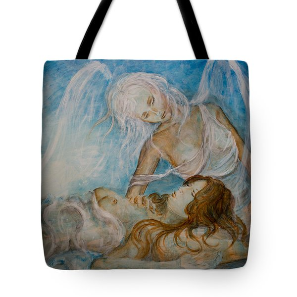 Drifting 01 Tote Bag by Nik Helbig