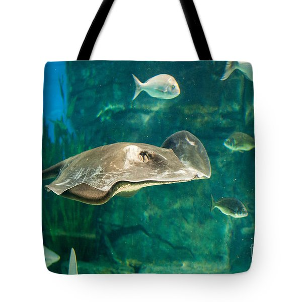 Drifting Through Life Tote Bag
