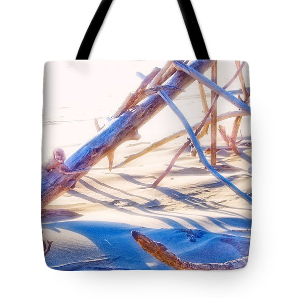 Driftwood 1 Tote Bag by Adria Trail