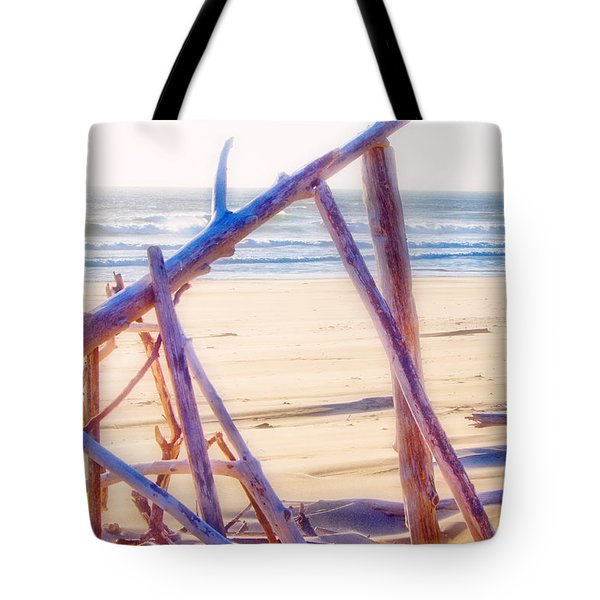 Driftwood 2 Tote Bag by Adria Trail