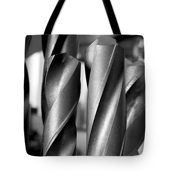 Drills Tote Bag