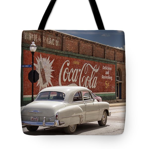 Drink Coca-cola Tote Bag