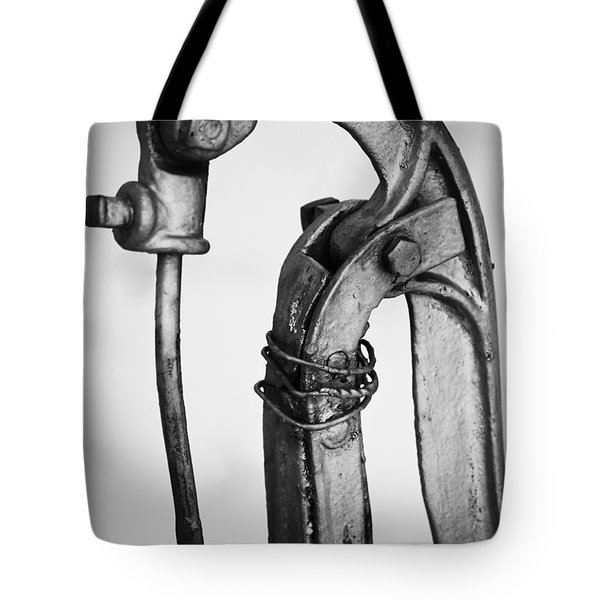 Drink From The Well Tote Bag by Christi Kraft
