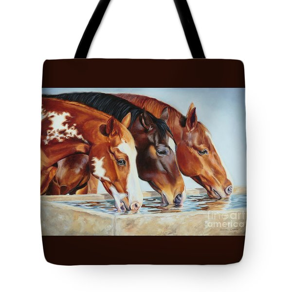 Drink'n Buddies Tote Bag