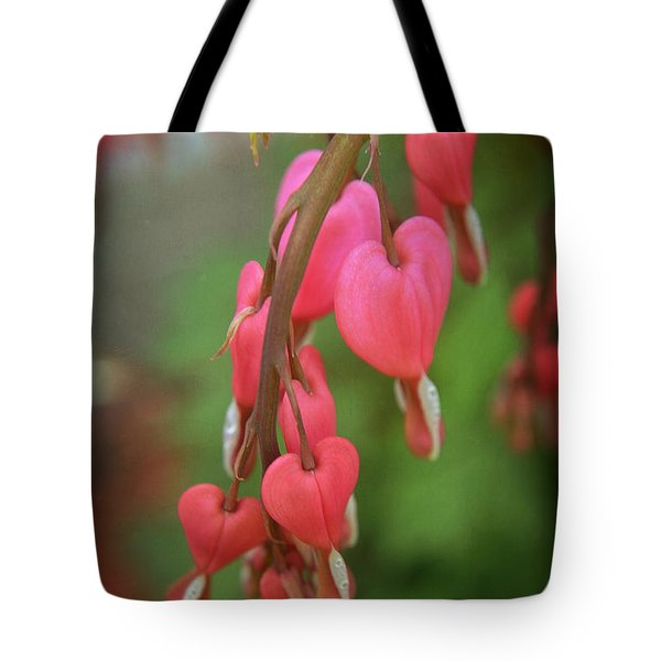 Dripping With Love Tote Bag by Mary Machare