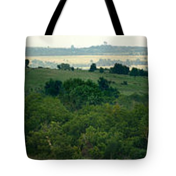 Drive The Flint Hills Tote Bag