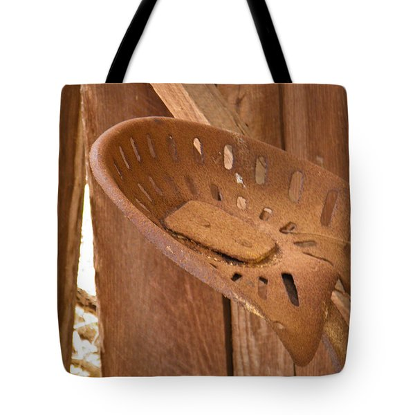 Tote Bag featuring the photograph Drivers Seat by Nick Kirby