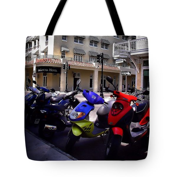 Drivin Duval Tote Bag