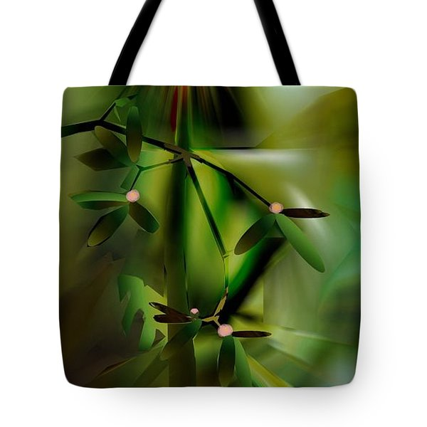 Tote Bag featuring the digital art Drop To The Beach by Roy Erickson