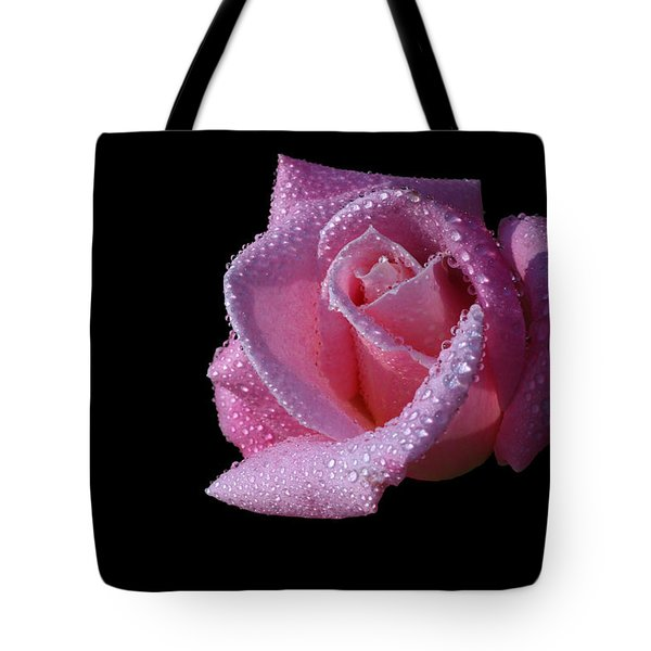 Tote Bag featuring the photograph Droplets by Doug Norkum