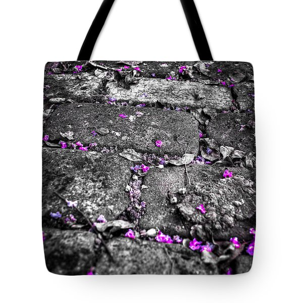 Drops Of Color Tote Bag