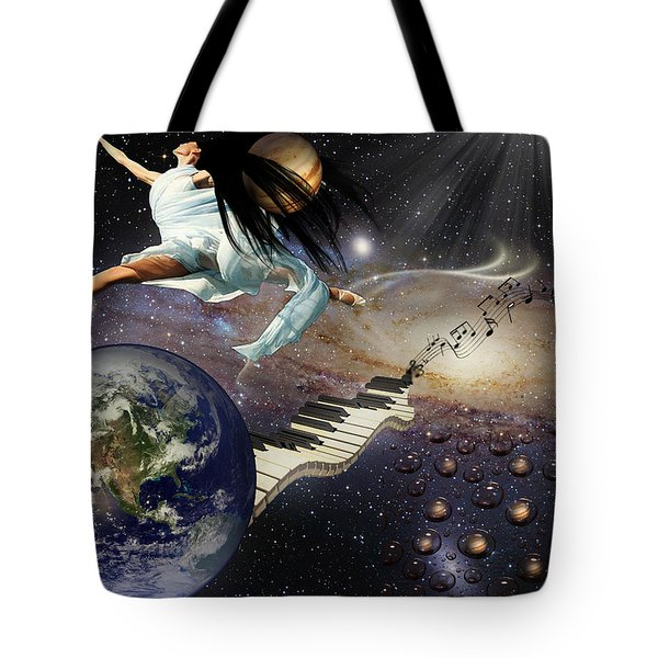 Drops Of Jupiter Tote Bag