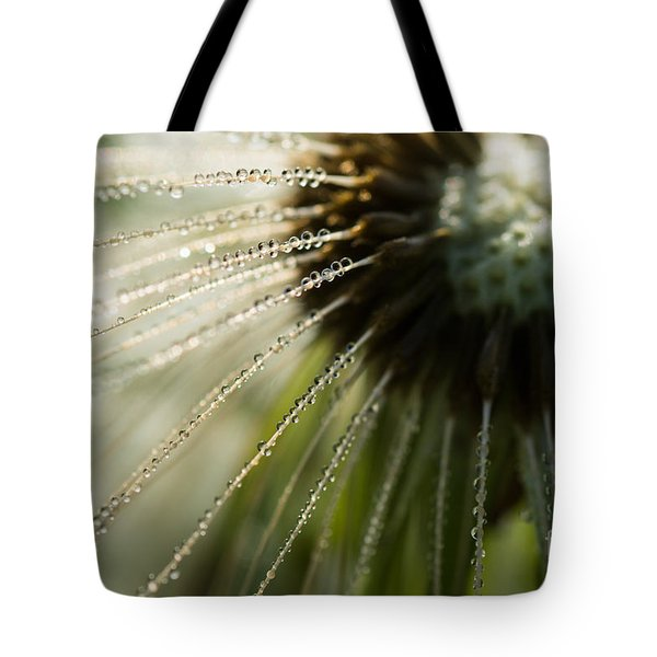Drops Tote Bag by Simona Ghidini