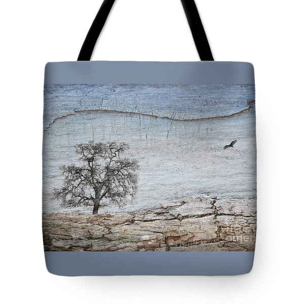 Drought Tote Bag by Alice Cahill