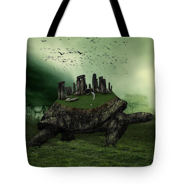 Druid Golf Tote Bag
