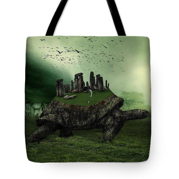 Druid Golf Tote Bag