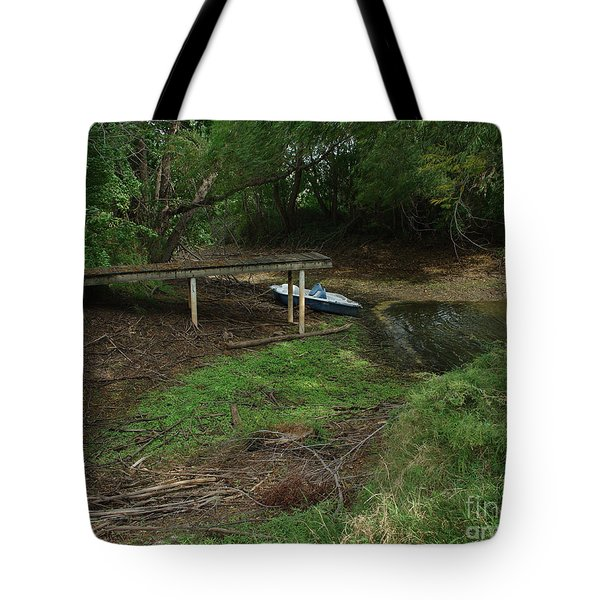 Tote Bag featuring the photograph Dry Docked by Peter Piatt