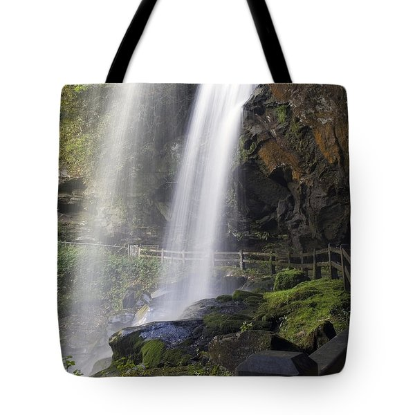 Dry Falls North Carolina Tote Bag