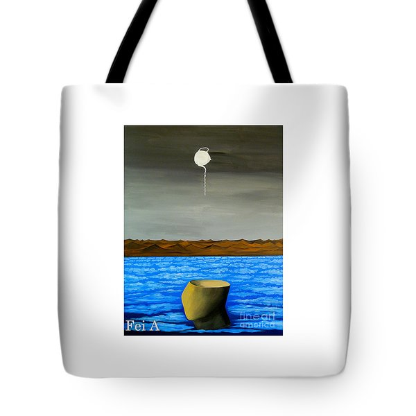 Dry-land Culture Tote Bag by Fei A