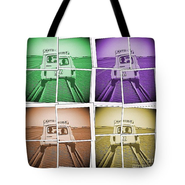 Tote Bag featuring the photograph Dsd4 by Helge