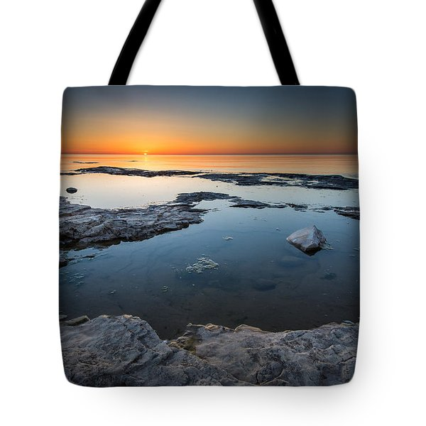 Dual Pool Tote Bag