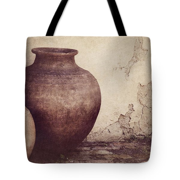 Duality Tote Bag by Amy Weiss