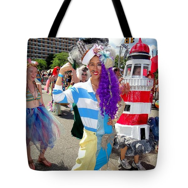 Tote Bag featuring the photograph Duality by Ed Weidman