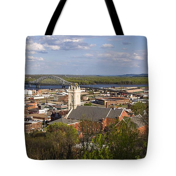 Dubuque Iowa Tote Bag