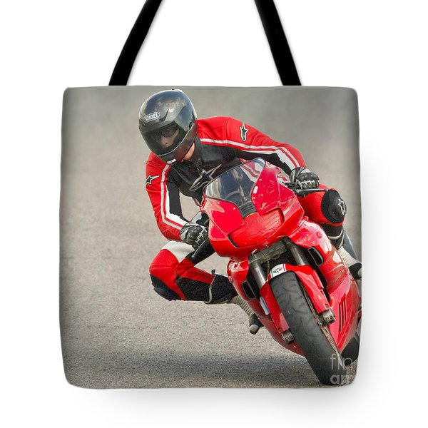 Ducati 900 Supersport Tote Bag by Jerry Fornarotto