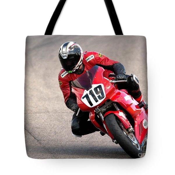 Ducati No. 719 Tote Bag