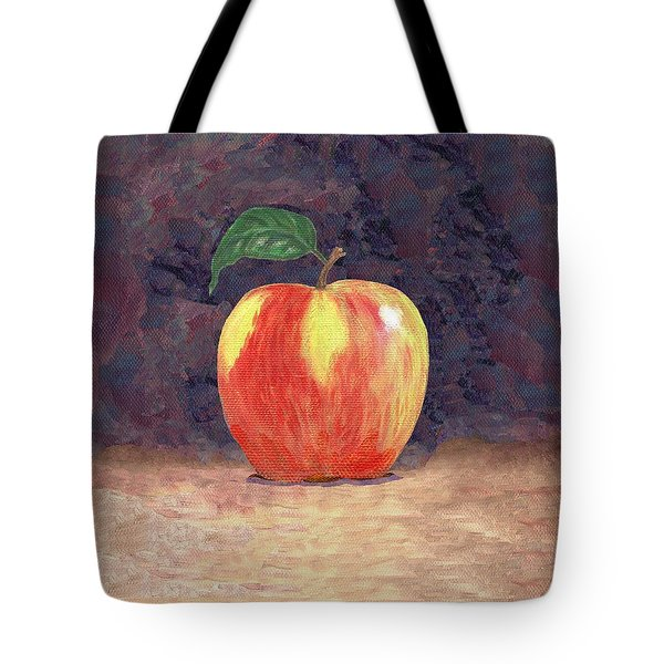 Duchess Apple Two Tote Bag by Linda Mears