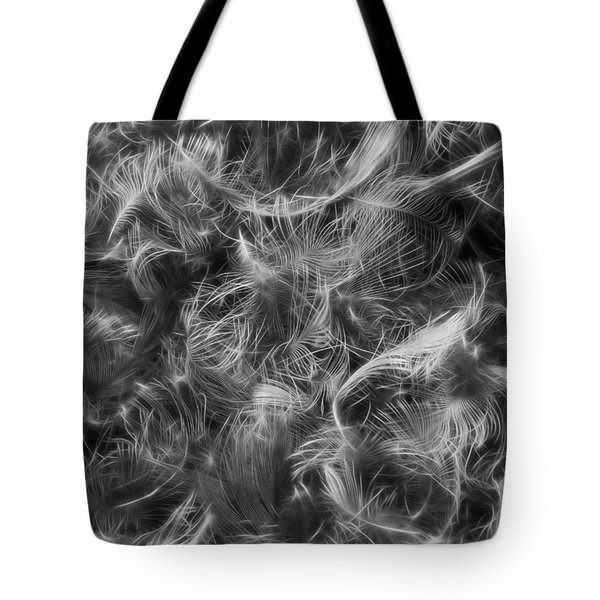 Duck Feathers Tote Bag