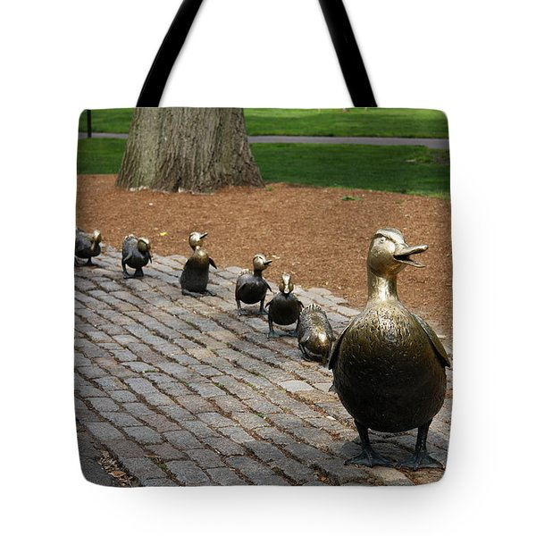 Ducklings Tote Bag by Christiane Schulze Art And Photography